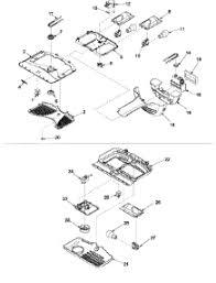 parts for amana arb2257csr parb2257cs1 refrigerator