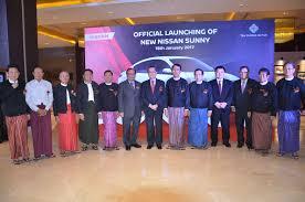 edaran tan chong motor launches nissan launches the iconic new sunny in myanmar u2013 nissan myanmar