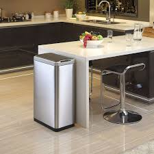 modern kitchen mats interior stainless steel simplehuman trash cans with kitchen mat