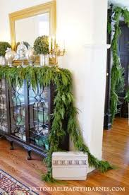 Homes Decorated For Christmas Christmas Decorating U2026 Part One Victoria Elizabeth Barnes