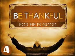 thanksgiving day sermon 4 be thankful for he is good u2013 sermon whoopwhoopblog