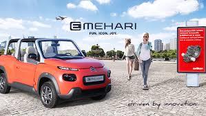 citroen mehari 2016 sporty sassy sustainable a look at the new e méhari oerlikon