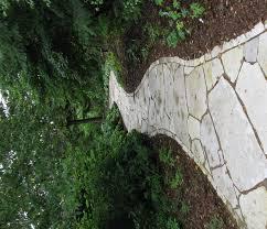 ideas for flagstone walkways design 13965