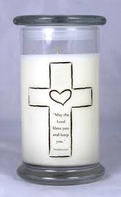 baptism candle customizable baptism candle 2 harvest sunset creations