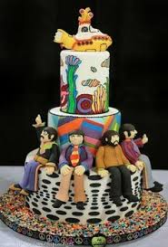 the beatles from ace cakes so cool