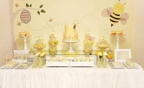 bee baby shower ideas bee baby shower by baby ideas neutral theme