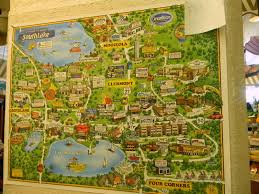 Clermont Florida Map by The