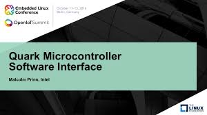 quark microcontroller software interface youtube