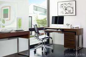 Laptop Desks Bdi Furniture Cascadia Console Laptop Desk 6202 Home Office
