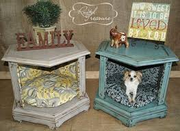 Upcycling Furniture - 20 of the best upcycled furniture ideas dog beds repurposed