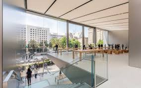 paris apple store foster partners apple store opens in san francisco archpaper com