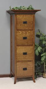 Oak File Cabinet 4 Drawer The Best Choice Of Wood File Cabinet For Your Home Office Homesfeed
