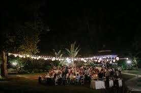 Outdoor Wedding Venues San Diego A Boho Garden Wedding In San Diego Kelly Tim Green Wedding