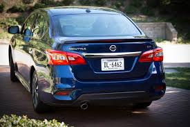 blue nissan sentra 2016 nissan sentra first drive review motor trend