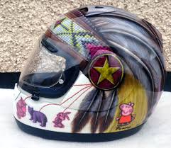 motocross helmet painting www pitstop paint co uk