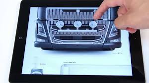 volvo corporate volvo fh corporate tablet app l mag youtube