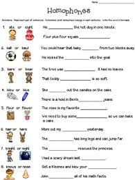homophone bingo game and worksheet 20 different cards by deb