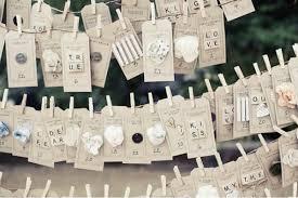 Wedding Seating Signs Wedding Decor Trend Scrabble Tiles