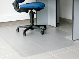 tapis de bureau transparent ids tapis industriels