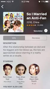 i married an anti fan eng sub full movie chanyeol s new role exo 엑소 amino