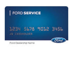 ford com login ford service credit card login apply now