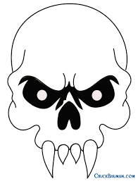 coloring how to draw cool skull designs also how to draw a bull