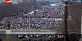 picture of inauguration crowd nat u0027l park service twitter suspended for trolling trump
