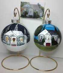 13 best custom painted house ornaments bulbs images on