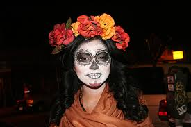 Dia De Los Muertos Costumes Behind Shaire Productions By Sherrie Thai Photos Women Of Dia