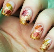 25 best autumn leaves nature nail decals images on