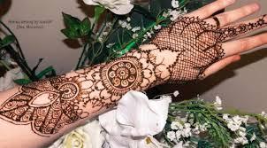 100 gambar henna tangan kaki pengantin motif corak model