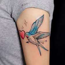100 lovely swallow tattoos art and design
