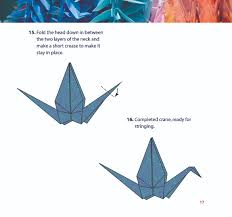 thousand cranes origami projects for peace and happiness