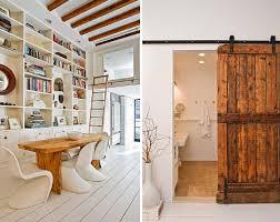 modern rustic home interior design white and wood modern rustic interior design tatertalltails
