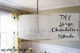 Chandelier Shade Fabric Chandelier Shades Foter