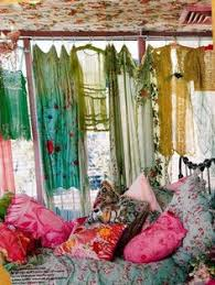 Hippie Drapes Boho Gypsy Curtains Drapes Fall Hippie Luxe Hippy By Hippiewild