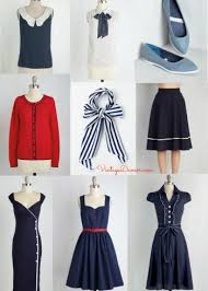 themed clothes vintage sailor nautical style clothing