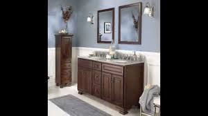 bathroom vintage vanity bathroom double sink with vanity cherry