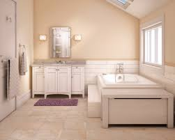 bathroom linoleum flooring