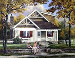 4 Bedroom Craftsman House Plans by House Plan 57068 At Familyhomeplans Com