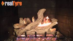 coast driftwood gas logs for the fireplace youtube
