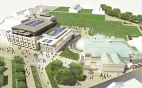 planning application submitted for revamp of devonshire park area