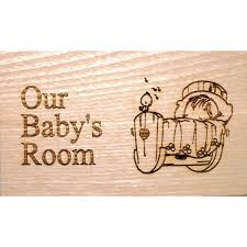 baby name plates baby s bedroom nameplates