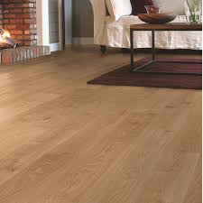 Laminate Flooring B Q Quickstep Andante Natural White Oak Effect Laminate Flooring 1 72