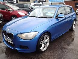 bmw 1 series x drive used bmw 1 series 120d xdrive m sport 5 doors hatchback for sale