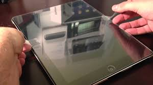 glas t premium tempered glass screen protector for the ipad