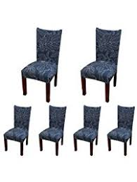 Dining Chairs Covers Shop Amazon Com Dining Chair Slipcovers