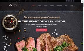 site de cuisine 15 thèmes pour site de cuisine