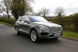bentley 2016 bentley bentayga review 2017 autocar