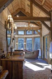 Cabin Bathrooms Ideas by 435 Best House Images On Pinterest Timber Frames Architecture